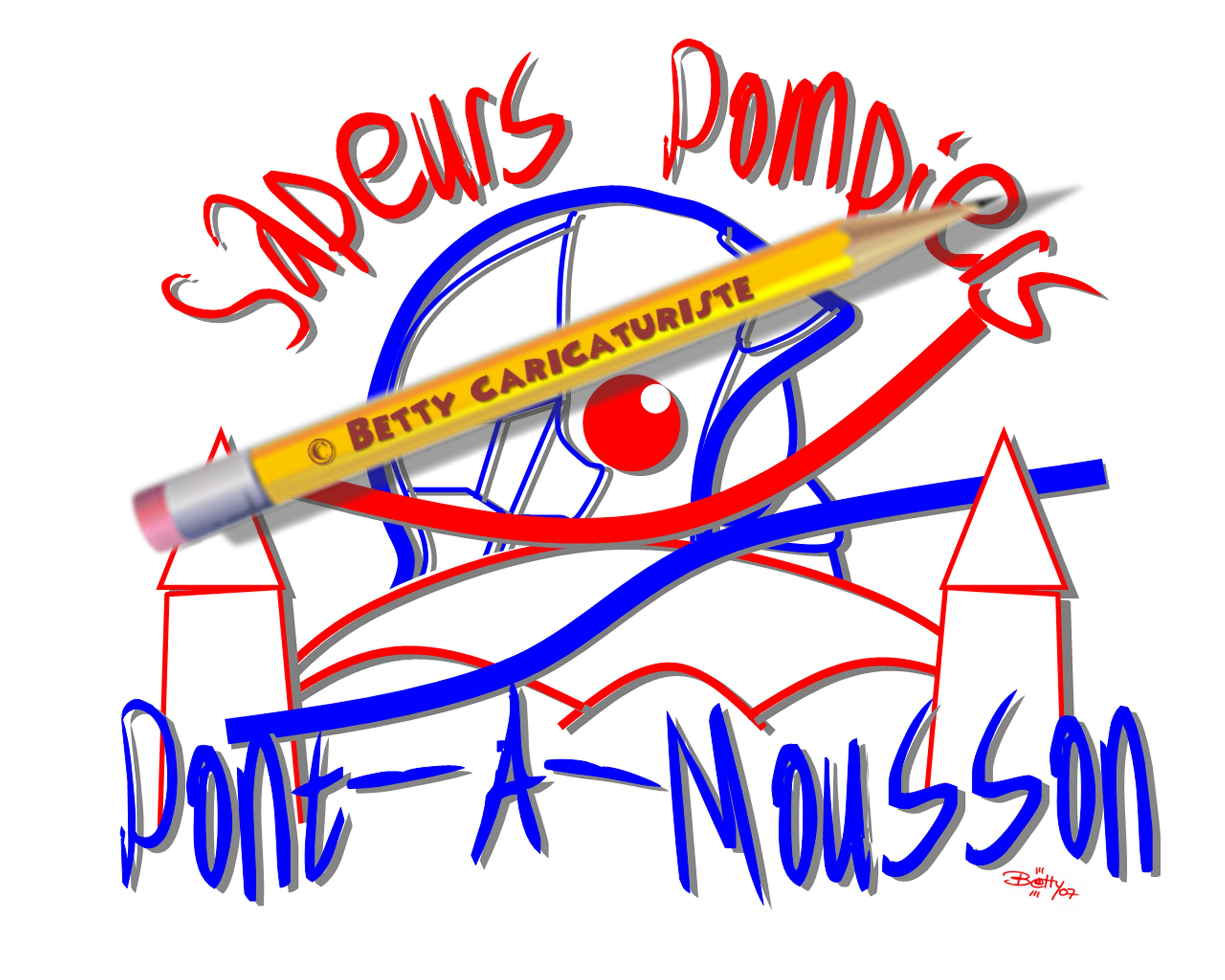 LogoSapeurs Pompiers Pont-à-Mousson 54